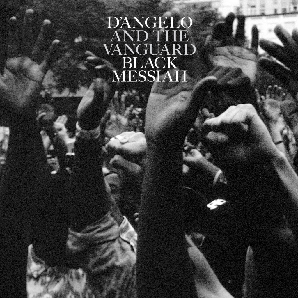 """Neo-soul singer D'Angelo returns with the politically charged and stirring """"Black Messiah,"""" his first album in 14 years. Illustrates MUSIC-DANGELO (category e), by Chris Richards © 2014, The Washington Post. Moved Tuesday, Dec. 16. 2014. (MUST CREDIT: RCA Records.) ** Usable by BS, CT, DP, FL, HC, MC, OS, CGT and CCT **"""